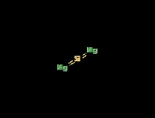 Magnesium Silicide Sputtering Target
