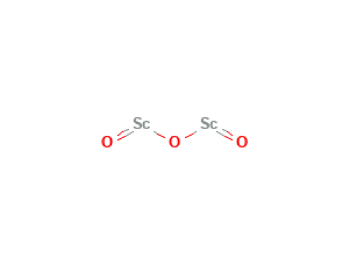 Scandium Oxide Sputtering Target