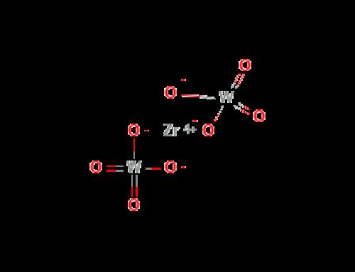 Zirconium Tungstate
