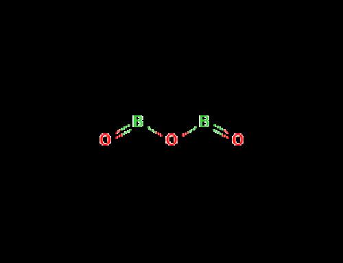 Boron Oxide Sputtering Target